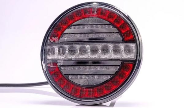 Runde Led Position-Nebel-Rückfahr Licht 12-36V
