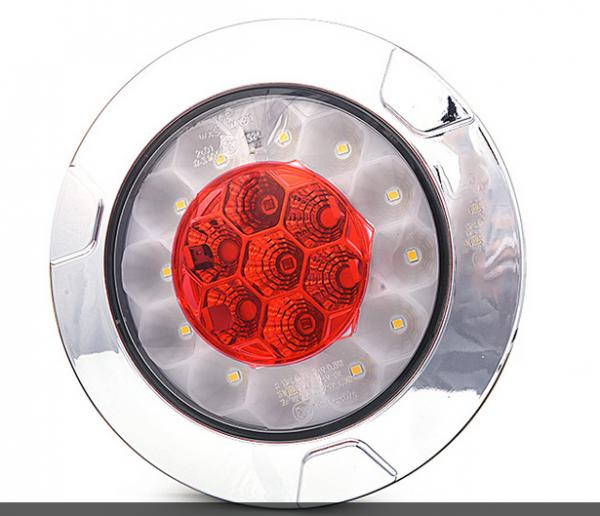 Led Rückfahr - Nebelschlussleuchte 12V/24V Einbau/Aufbau