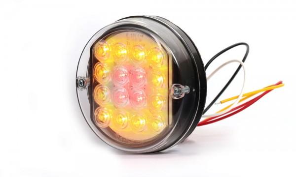 LED Rückleuchte - 3-Funktion: Rücklicht, Bremslicht u. Blinker