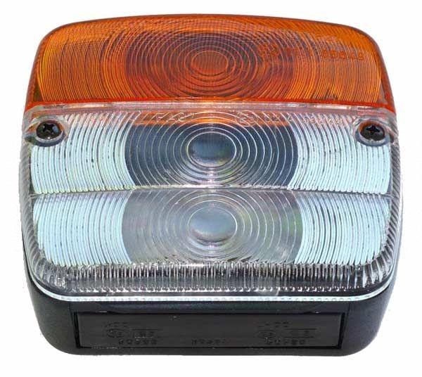 2-Kammer vordere Markierungs- Leuchte mit Blinker