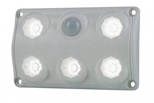 LED Innenraumlampe mit Bewegungsmelder 12/24V