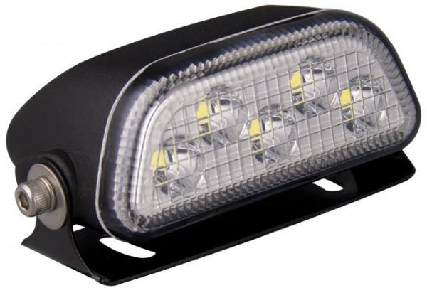 Arbeitsleuchte LED Schwarz für 12V-24V
