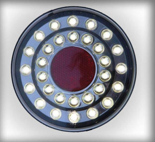 LED Rückfahrscheinwerfer MaXilamp 12-24 Volt