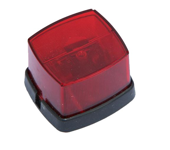 Anhänger Leuchten, Positionsleuchten Rot