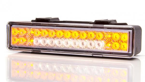 LED Blink-, Positionsleuchte vorne Stableuchte 12/24V