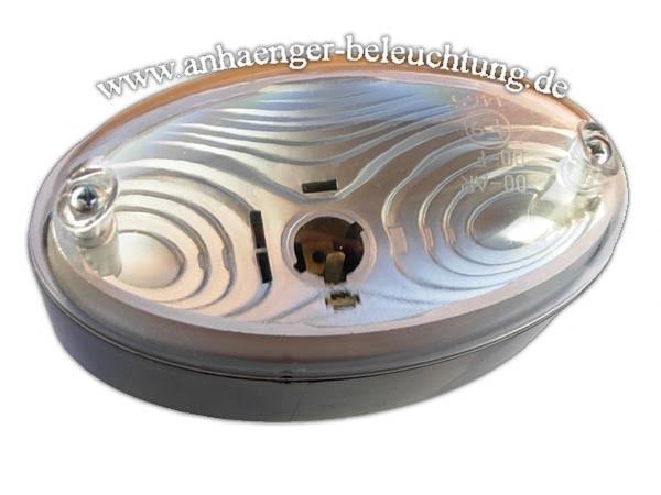 Rückfahrscheinwerfer Oval
