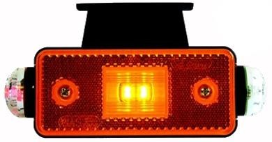LED Seitenmarkierungsleuchten mit Umrissleuchten Paar