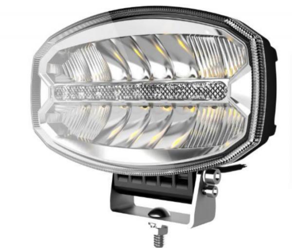 LED Straßenscheinwerfer +Tagfachrlicht, Fernlicht
