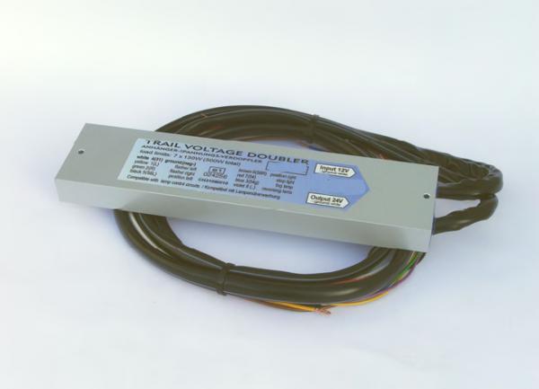 Anhänger-Spannungs-Verdoppler 7x 130W