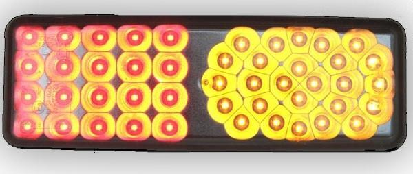 Led Mehrfunktionsleuchte 12-30V - Klarglas