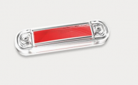 _ LED-Markierungsleuchte Rot 12V/30V
