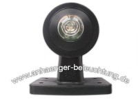 _ Begrenzungsleuchte am Gummiarm LED-1
