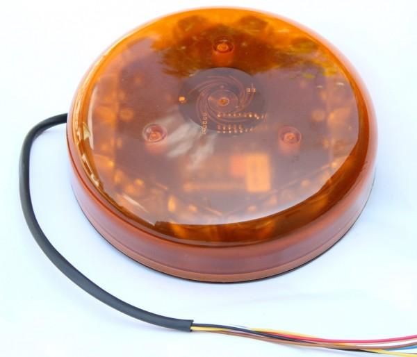 LED Flach Blitzlicht Gelb, Rundumkennleuchte 10V-30V