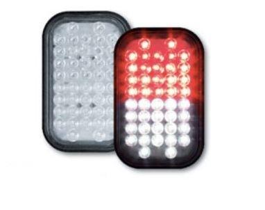 2-Funktion Nebel-Rückfahrscheinwerfer LED