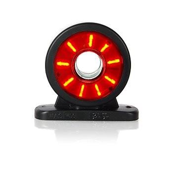 LED Umrissleuchte Rot Weiß Dioden Licht 12V-24V