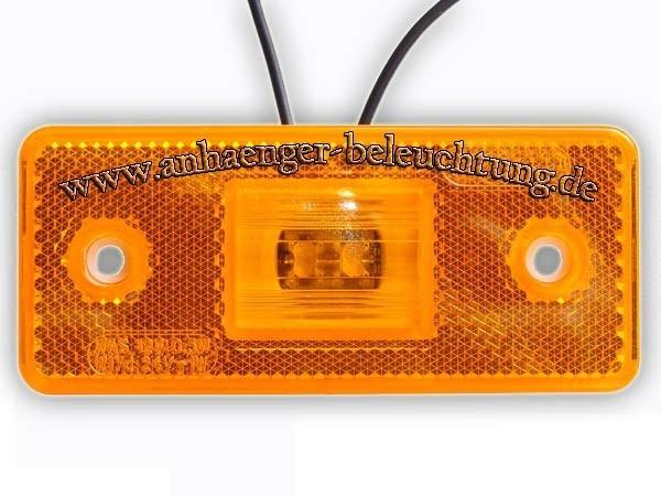 LED-Seitenmarkierungsleuchte 12V/24V
