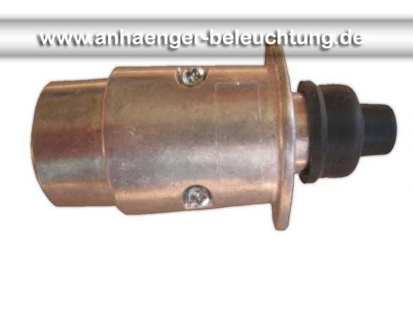 Stecker 7-polig, Metall