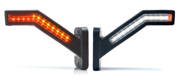 LED Begrenzungsleuchten mit Dynamik Blinker, Bremslicht