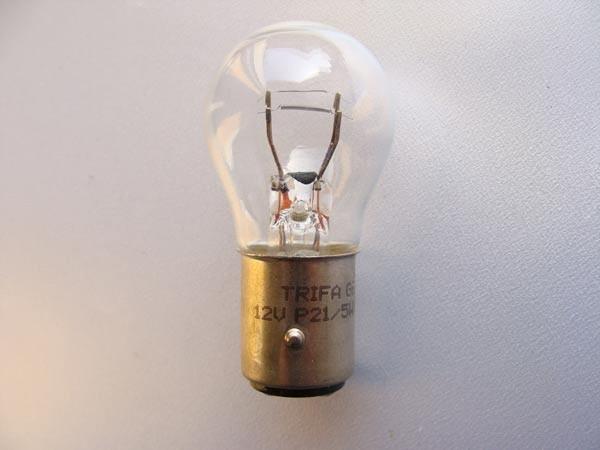 12V 21-5W Glühlampen P21-5W BAY 15d