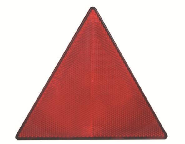 Dreieckrückstrahler zum Aufkleben 133x153 mm