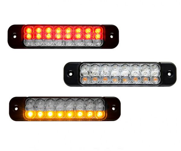Anhänger 3 funktion LED Rücklicht