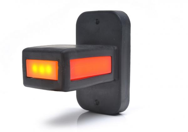 Neon Begrenzungsleuchte, 3-Kammer Positionslicht 12-24V