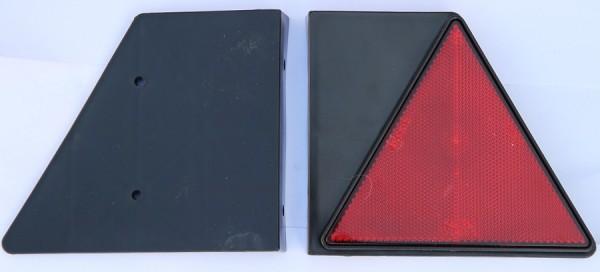 Halter rechts/links für Dreieckstrahler