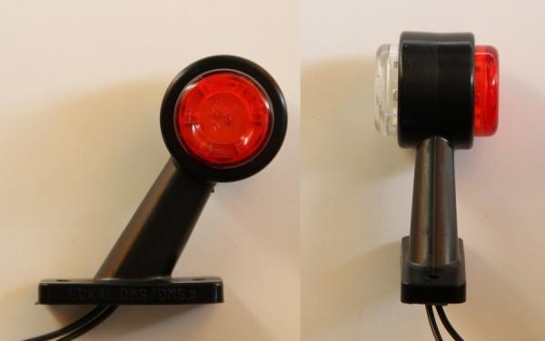 LED-Begrenzungsleuchte Rechts Mini 12V-24V