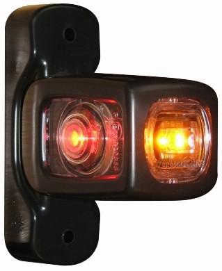 LED Begrenzungsleuchte - Seitenmarkierungsleuchte 12V/24V
