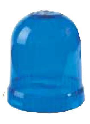 Blaue Haube ( Polizei-Licht) für Kennleuchte