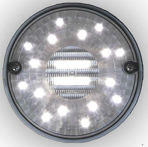 Rückfahrscheinwerfer 12V/24V LED