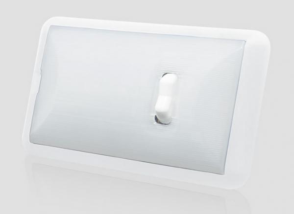 Innenbeleuchtung Weiß mit Schalter