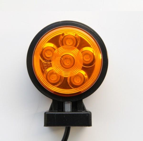 LED Dachblinker, Blinklicht vorne-hinten 12-24V