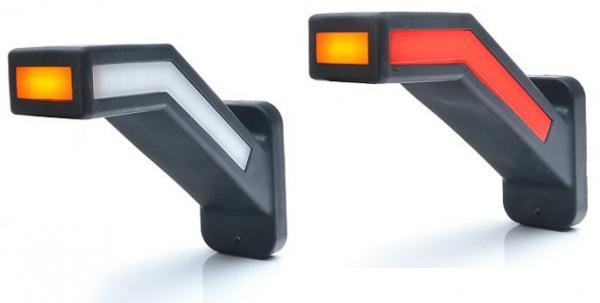 LED NEON Begrenzungsleuchten Markierungsleuchte 12V-24V