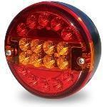 Jokon LED Blink-Brems-Schlussleuchte 12V/24V
