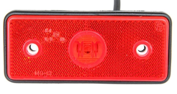 Markierungs-Licht Rot LED 12-24V