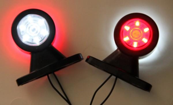 LED Begrenzungsleuchte, Umrissleuchte 12-30V