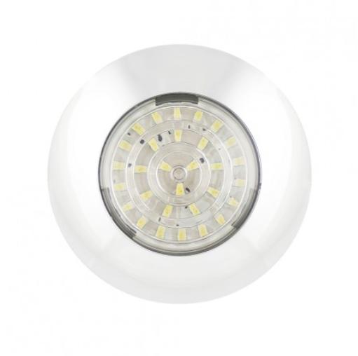 LED Rund Innenleuchte weiß 12V