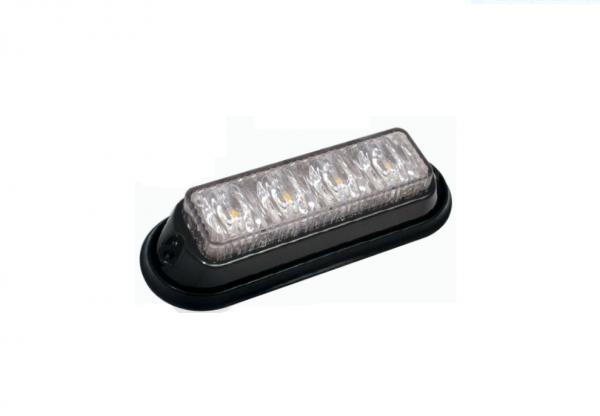 LED Blitzleuchte Gelb 12-24V Fahrzeugen