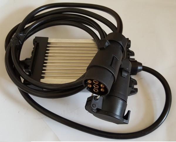 Led Rückleuchten Adapter 12V mit 7 Pol Stecker