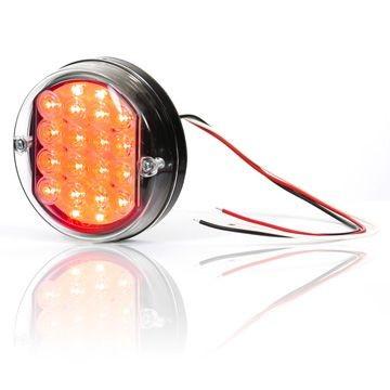 LED Rückleuchten - 2-Funktion: Rücklicht und Bremslicht