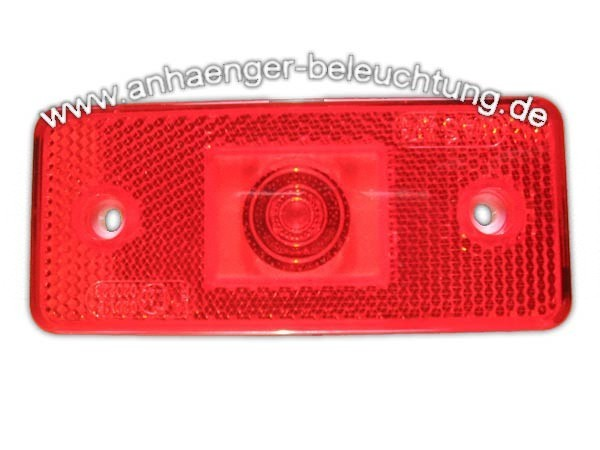 Positionsleuchte Rot LED