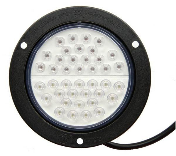 LED Rückfahrscheinwerfer, Nebelschlussleuchte