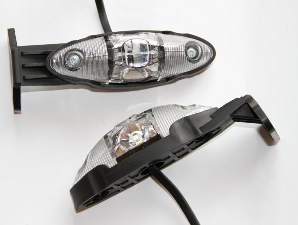 LED Anhänger Begrenzungsleuchten Umrissleuchten 12-24V