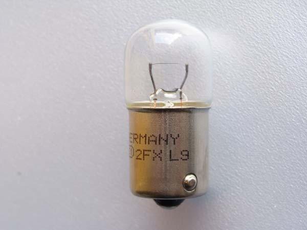 12V 5W R5W Glühlampen BA 15s