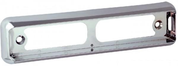 Chrom Halter für Slim Line Lampen 200mm